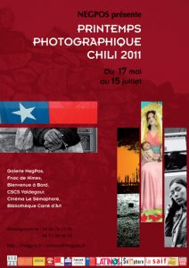 PRINTEMPS PHOTOGRAPHIQUE N°5 – 2011 – Chili