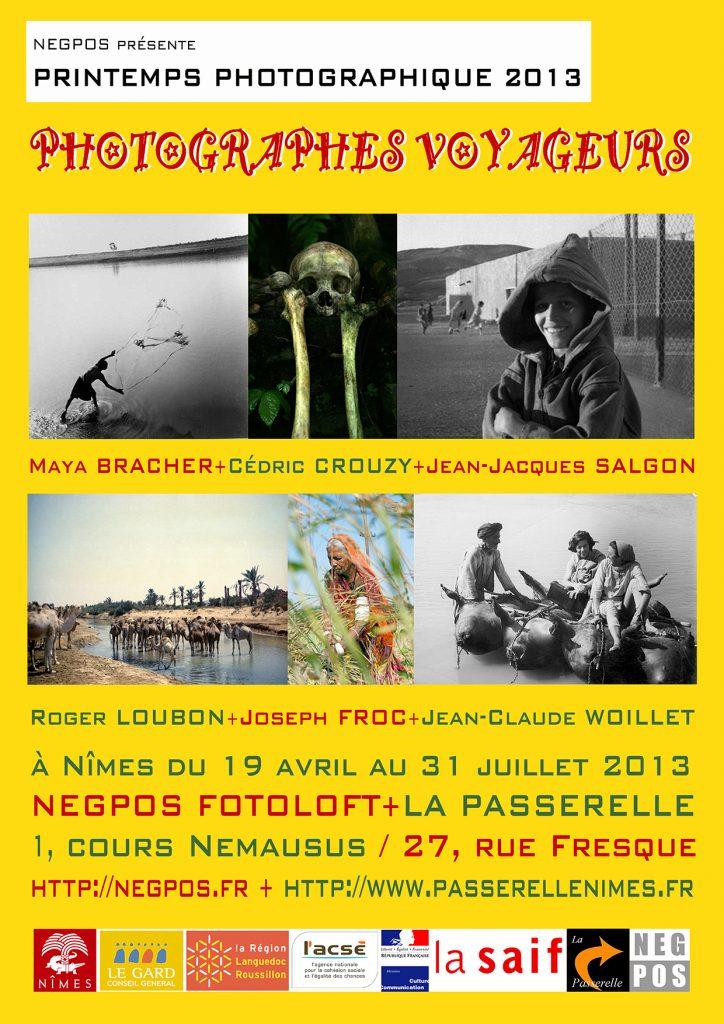 PRINTEMPS PHOTOGRAPHIQUE N°7 – 2013 – Photographes voyageurs
