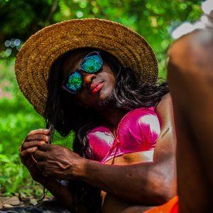 John Kalapo #2, de la série Trans-identité