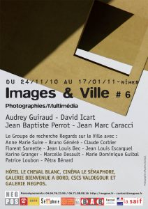 Rencontres images et ville #6 – 2010