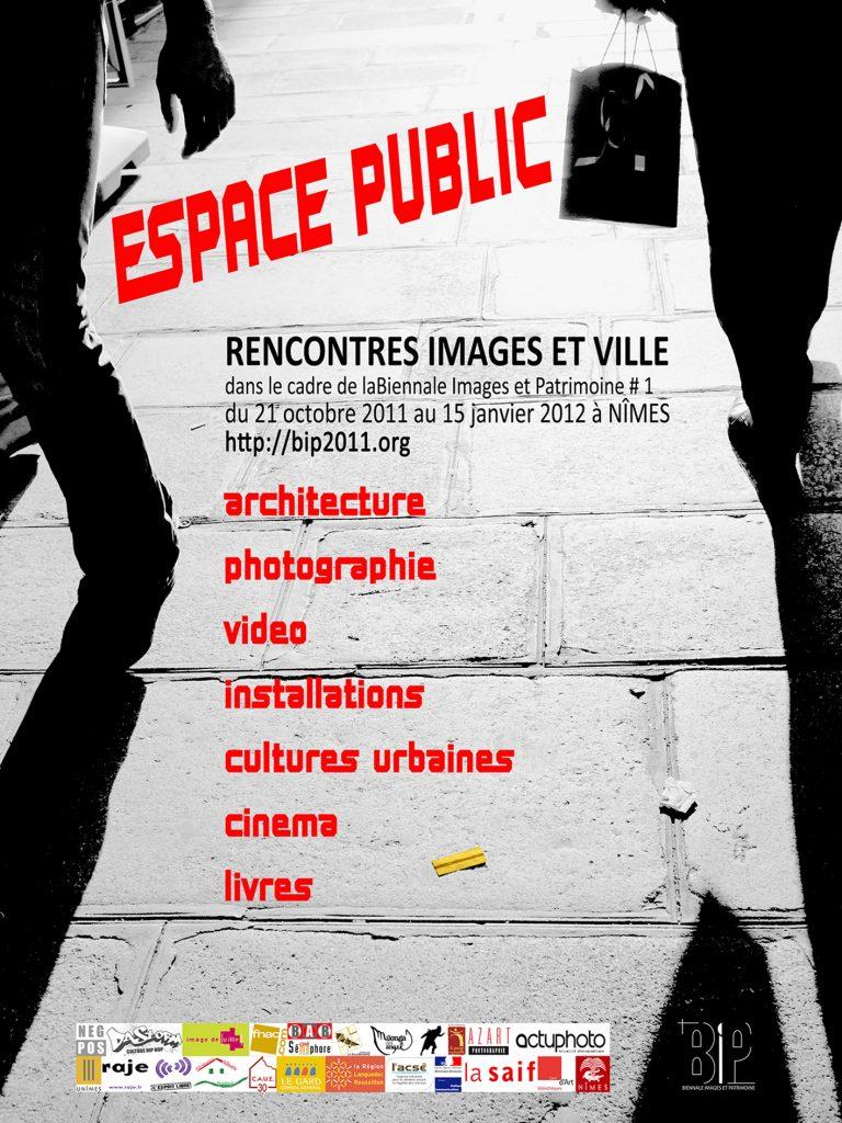 Rencontres images et ville #7 – 2011