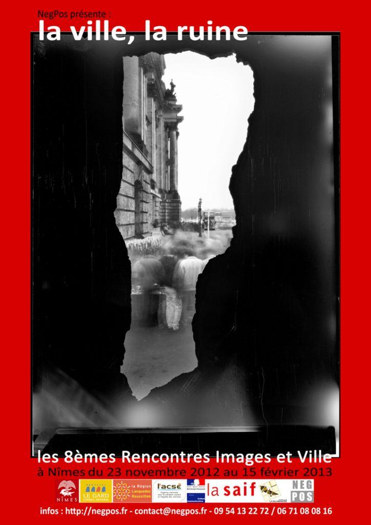 Rencontres images et ville #8 – 2013