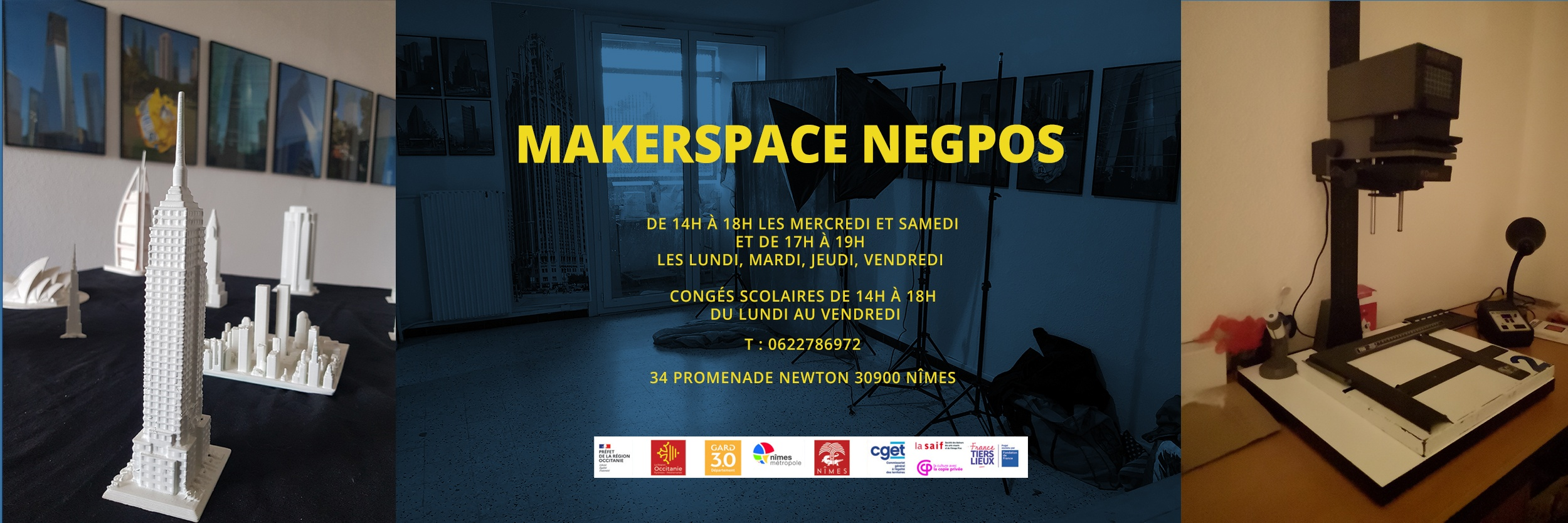 Baniere MakerSpace