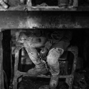 Fabien Dupoux – Hommes de fer (fonderie d'acier, Mexique, 2014)