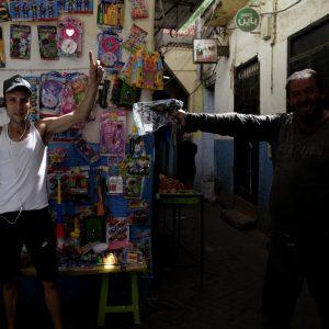 Rachid Ouettassi – Tanger La Ville, 2020