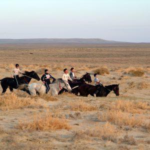 Eric Lusito – Course de Chevaux, Kazahstan, 2007